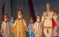 В Коркинском районе отметили праздник мужественных