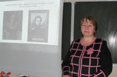 Школьники Коркино узнали о судьбе декабристок