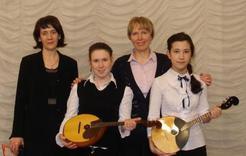 В Коркино звучали «Серебряные струны»