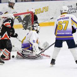 Юные хоккеисты Коркинского района победили во Всероссийском турнире «Золотая шайба»