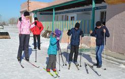 Лыжная база Коркино ставит рекорды посещаемости