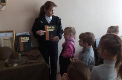 Детсадовцы Коркино совершили экскурсию в прошлое