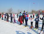 В Коркино прошли соревнования «Лыжная семья-2018»