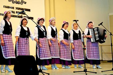 Коркинцы стали лауреатами фестиваля национального творчества