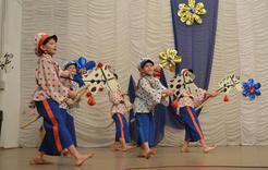 Юные коркинские танцоры поедут с концертом в Австрию