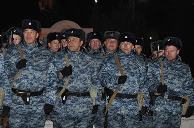 Коркинские полицейские вернулись из «кавказской» командировки