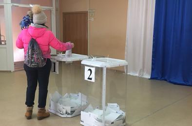 На 12 часов дня в Коркинском районе явка составила более 25 процентов