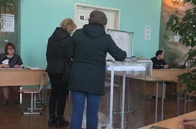 В Коркинском районе открылись избирательные участки
