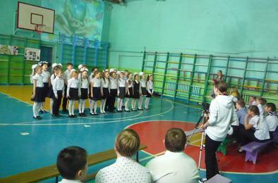 Школьники Коркино реализовали проект, посвящённый семье