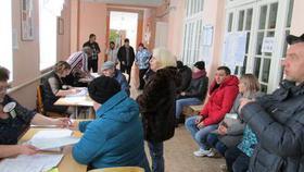 Жители Коркинского района выбрали Президента