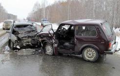 На автодороге Коркино-Первомайский произошло смертельное ДТП