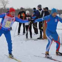В Коркино на последний зимний старт вышли более 200 лыжников