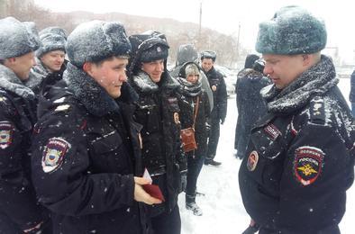 В ходе оперативно-профилактического мероприятия задержано 34 коркинца