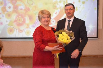Работников культуры Коркино поздравили с профессиональным праздником