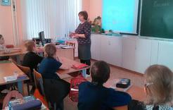 Библиотекари Розы рассказали школьникам о правилах здоровья