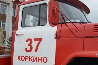 В Коркино спасатели и медики помогли малышу