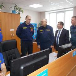 Коркинский район обеспечен современными техническими средствами оповещения о ЧС