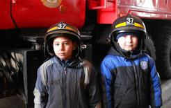 Детсадовцев Коркино учат безопасности