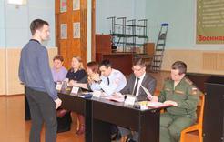 В Коркинском районе стартовал весенний призыв