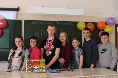 У коркинских школьников масса талантов