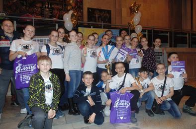 Коркинцы успешно выступили на фестивале в Казани