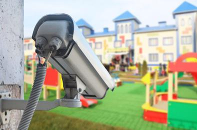Детскому саду нужно видеонаблюдение
