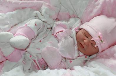 В Коркино родились Кузьма и Мия