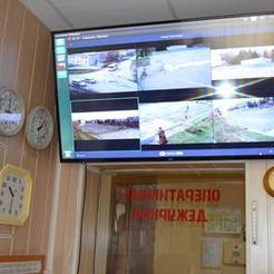 Видеонаблюдение помогает полиции Коркино в раскрытии преступлений
