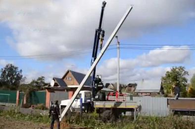 В Коркинском районе модернизируют электросети