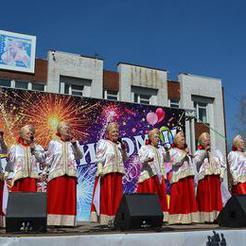 Коркинцев приглашает на концерт «Сударушка»