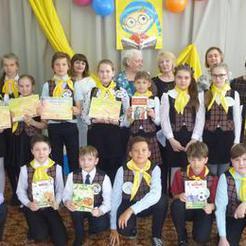 Коркинские школьники соревновались в знании литературы