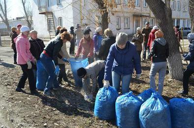 Штаб по субботникам принял обращение к жителям Коркинского района
