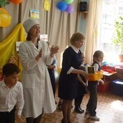 Библиотека Коркино устроила школьникам дни здоровья