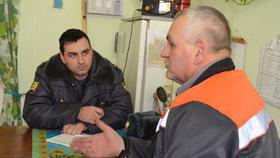 В Коркино стартовала профилактическая акция «Ваш участковый»