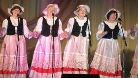 «Эдельвейс» дарит коркинцам радость и любовь