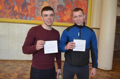 Сегодня в Коркинском районе прошёл День призывника