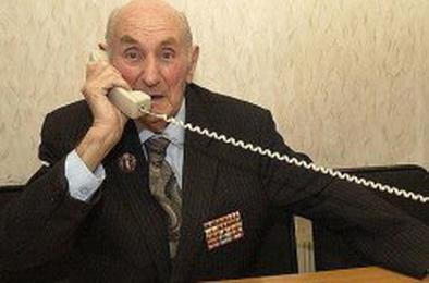 Коркинские ветераны могут бесплатно позвонить однополчанам