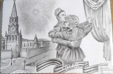 В городском выставочном зале «Бал Победы» и «Фантазии»