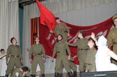 В Коркинском районе состоялся приём главы в честь Дня Победы