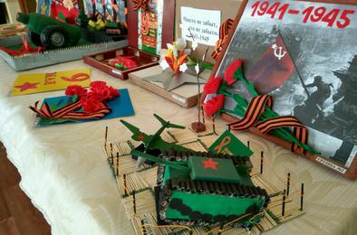 Воспитанники коркинского центра «Радуга» писали сверстникам сороковых