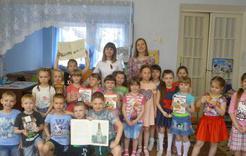 Дошкольникам Коркино рассказали о войне и Победе