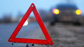 Жители Коркинского района перевернулись в автомобиле, скрываясь от ГИБДД