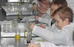Детсадовцы Коркинского района готовятся стать «технарями»