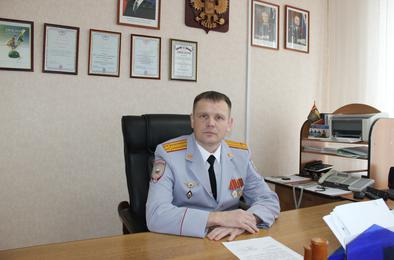 Начальник Отдела МВД России по Коркинскому району возглавил полицию Златоуста