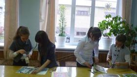 Школьников Коркино познакомили с работой библиотекаря