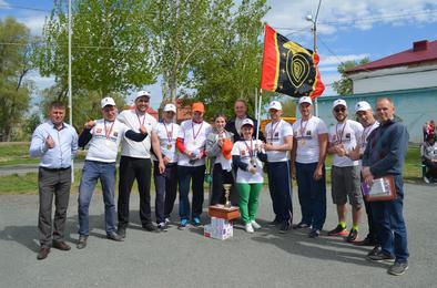 Предприниматели Коркино победили в спортивных соревнованиях