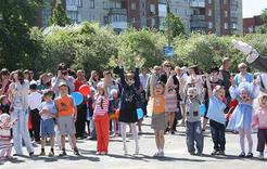 В первый день лета коркинских ребятишек ждёт масса развлечений