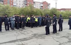 Полицейские Коркино провели операцию «Район»