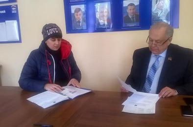 Жителей Коркинского района приглашают на приём к депутатам