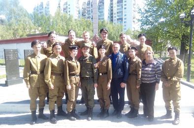 Коркинские школьники победили на областных военно-патриотических соревнованиях